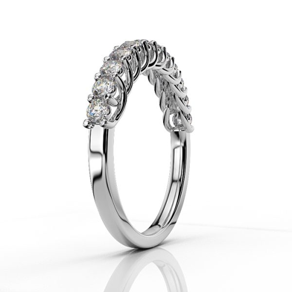 Half-eternity Ring ETH 04 0,60CT